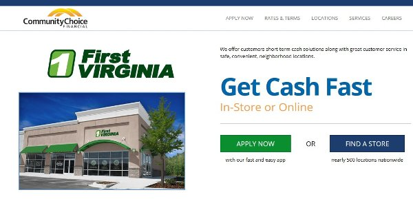 First Virginia Loans